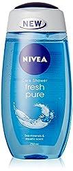 Nivea Fresh Pure shower Gel, 250ml