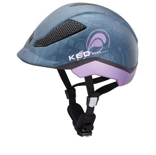 KED Fahrradhelm Pina Cycle&Ride, Nightblue Matt, 51-56 cm, 15556200M