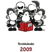 Sheepworld Kalenderbuch A6 2009