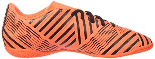 adidas Herren Nemeziz 17.4 in Fußballschuhe Mehrfarbig (Solar Orange/core Black)