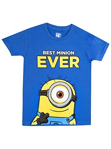 Despicable Me - Camiseta para niño - Minions - 5 - 6 Años