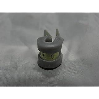 Rohrschellen mit Gummi- unterlage, 6mm, 5er-SB