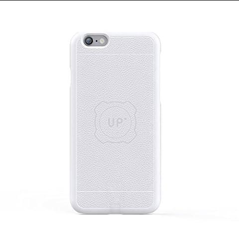 Exelium UPMAI6SPW Apple iPhone 6S Plus Schutzhülle/Cover mit magnetischer Induktionsladefunktion, weiß