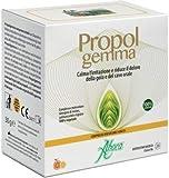 ABOCA - PROPOLGEMMA 20 COMPRESSE OROSOLUBILI ADULTI proteggendo la mucosa, calma l'irritazione e riduce il dolore della gola e del cavo orale