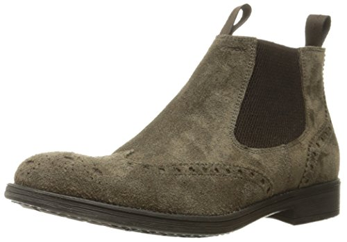 Geox Herren U Jaylon B Chelsea Boots, Braun (TAUPEC6029), 43 EU