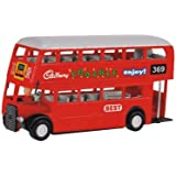 Toyztrend Pull Back Double Decker Bus Deluxe For Kids