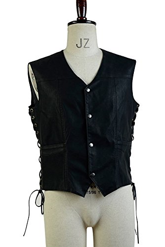 The Walking Dead Daryl Dixon Weste nur Cosplay Kostüm Herren XL (Walking Dead Daryl Kostüm)