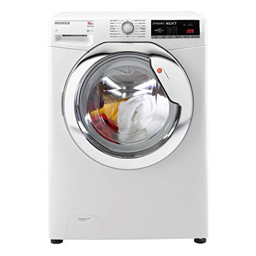Hoover DXOA610HCW/1-80 A+++ 10kg 1600 Spin 15 Programmes Washing Machine White Best Price and Cheapest