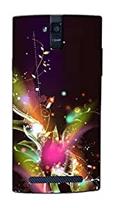 UPPER CASE™ Fashion Mobile Skin Vinyl Decal For Xolo Q2000 [Electronics]