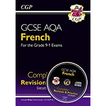 GCSE French AQA Complete Revision & Practice (with CD & Online Edition) - Grade 9-1 Course