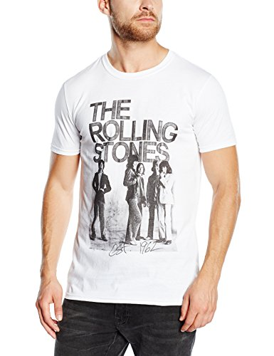 The Rolling Stone Men's EST 1962 Group Short Sleeve T-Shirt