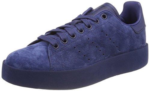 adidas Damen Stan Smith Bold Fitnessschuhe, Blau Indnob 000, 37 1/3 EU