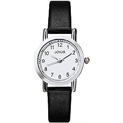 Student recreation retro watch/ fashion strap watch/Simple quartz watch-E