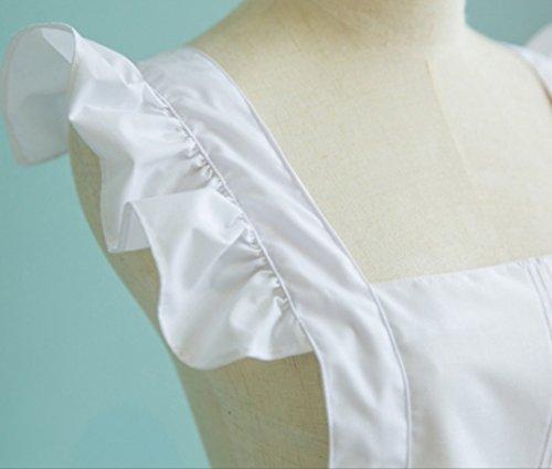 Sharplace Viktorianischen Stil , Ärmellos Schürze Küchenschürze Kochschürze Kostüm - (Zum Viktorianische Verkauf Kostüme)