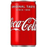 Mini Coca-Cola Pueden 150Ml (Paquete de 6)