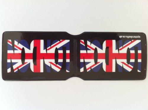 Union Jack London Oyster Card Halter