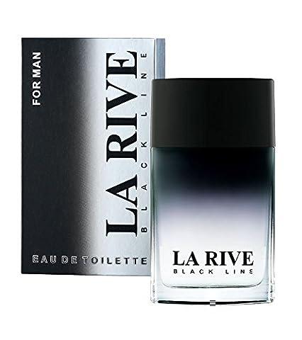 La Rive Black Line For Men Perfume EDT 90ml 3.0oz Brand New