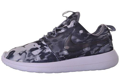 Nike Wmns Roshe Dos Impresión 2Mujeres Estilo Casual Zapatillas New Stealth