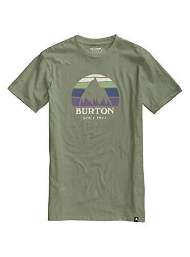 burton-herren-underhill-short-sleeves-t-shirt-oil-green-l