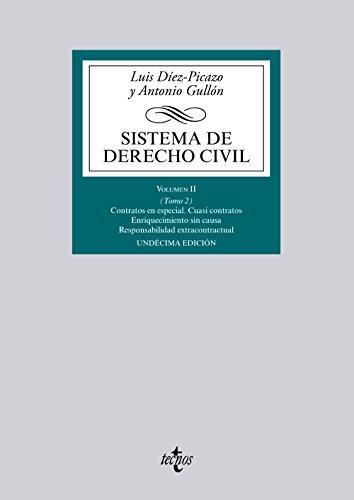 Sistema de Derecho Civil por Antonio; Díez-Picazo, Luis Gullón