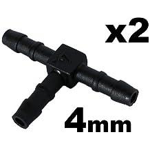Generic NV _ 1001002129 _ NH _ Eur17.. conector 4 mm manguera tubo tubo