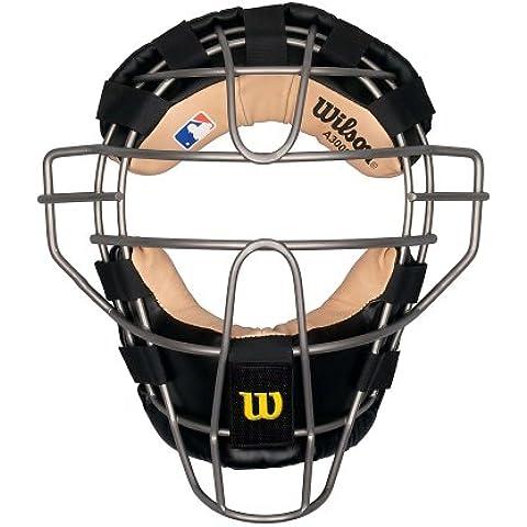 Wilson-Dyna-Lite Catcher-Maschera da donna, in titanio