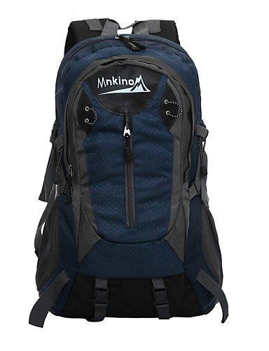 GXS groß Mehrzweck-Outdoor Camping Wandern Radfahren Bergsteigen Taschen Laptop Rucksack Orange - orange