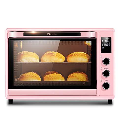 Gourmet-Pizzaofen, 42L-Digitalofen Mit HeißLuft- / Toast- / Back- / Grillfunktion, Integrierter Beleuchtung, - Pizzaofen Beleuchtung