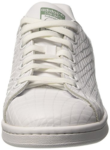 official photos 805f5 ef8c2 adidas Stan Smith W, Sneaker a Collo Basso Donna Bianco (Footwear  White Footwear ...