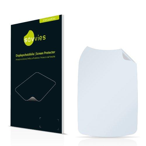 Savvies SC50 Displayschutzfolie passend für Samsung SGH-E520 Schutzfolie Folie