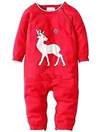 MNBS Navidad peleles bebe invierno Suéter sweater sudaderas niño suéter