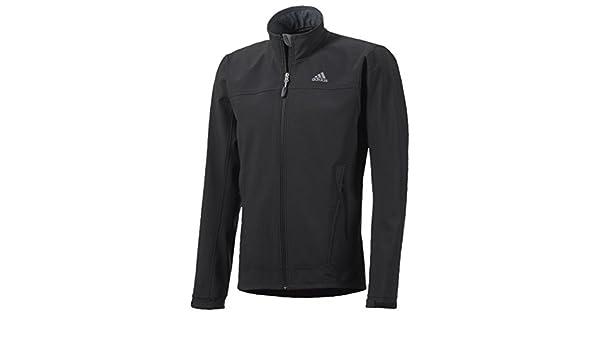 veste softshell sosh outdoor homme noir adidas