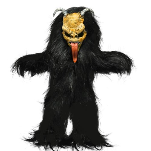 Living Dead Dolls: Krampus (black & tan) (Dead Dolls Kostüme)