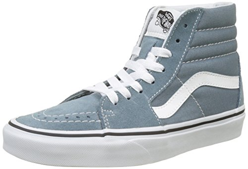 Vans Unisex Adults' SK8-Hi Trainers, Blue (Goblin Blue/True White), 3 UK 35 EU