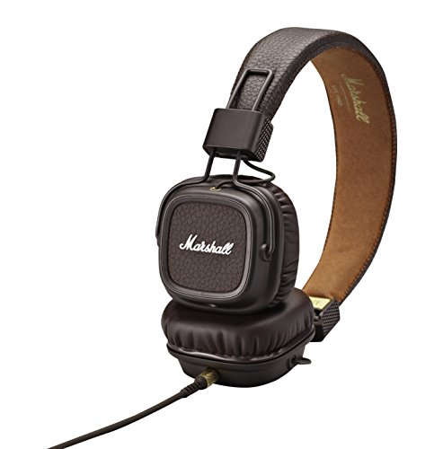 Marshall Major II Casque Audio Filaire - Marron