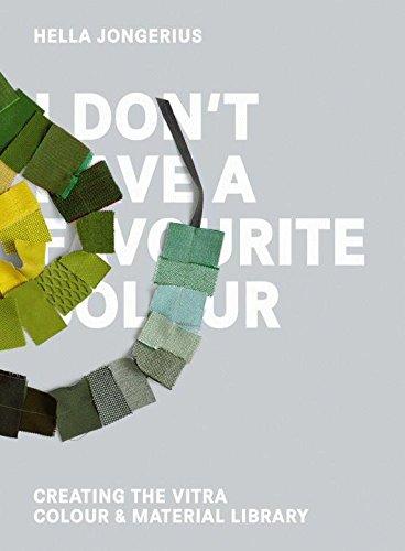 I Don't Have a Favourite Colour