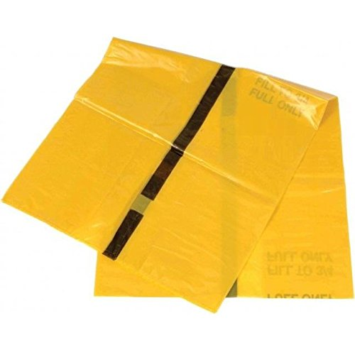 janilec Windeleimer Tiger gelb Müllsäcke–200Stück
