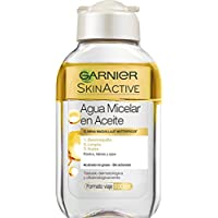 Garnier SkinActive Agua Micelar en Aceite - 6 Recipientes de 100 ml - Total: 600 ml