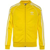 adidas Bj8930 Sweat-Shirt Garçon, Citronier