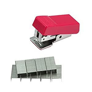 Bostitch Mini Standard Stapler, Colors May Vary (100CSP)