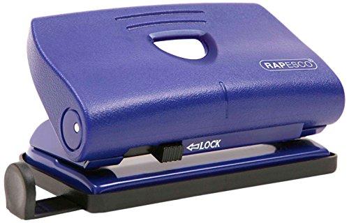 Rapesco 810-P - Perforadora de 2 agujeros