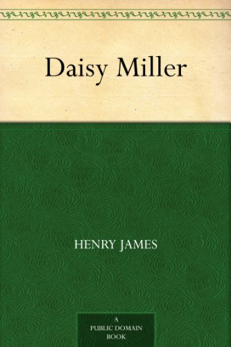 Daisy Miller (English Edition)