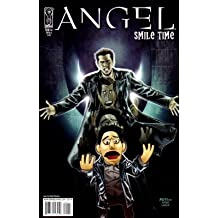 Angel Smile Time Issue 1 Cover A ( David Messina Cover )