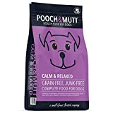 Pooch & Mutt - Complete Dry Dog Food - Calm & Relaxed (Grain Free & 100% Natural) - Turkey & Sweet Potato, 2kg