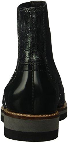 Tamaris Damen 25418 Kurzschaft Stiefel Schwarz (Black Comb 098)
