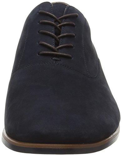 Aldo Wen, Chaussures à Lacets Homme Bleu - Blue (Navy Suede/1)
