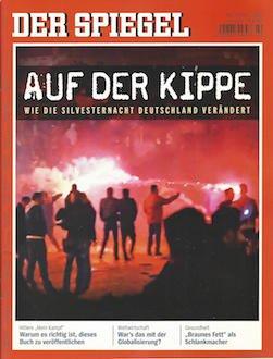 Der Spiegel 2016-02 Auf der Kippe - Wie die Silvesternacht Deutschland verändert - Hitlers