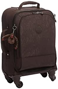 Kipling Yubin Spin 55 Suitcase, Brown Snake, K10904