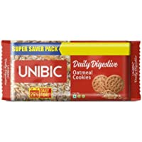 UNIBIC Oat Meal Cookies, 600 g (4x150g)