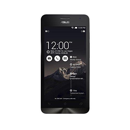 Asus ZenFone 5 Smartphone, 8 GB, RAM 2 GB, Nero [Italia]